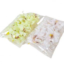 Lliliom fejvirág 24db/szín/csom Egész csomagra rendelhető!