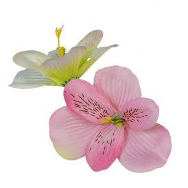 Asztromélia virágfej D8cm 120db/#