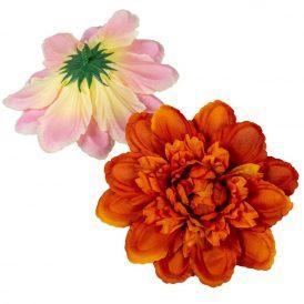 Dália virágfej mix3 D14cm 90db/#