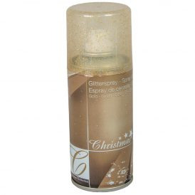 Arany glitter spray 150ml