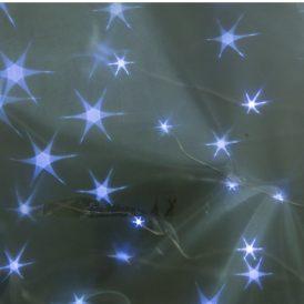 Csomagoló fólia csillag mintás fénytöréssel 33cmx3m