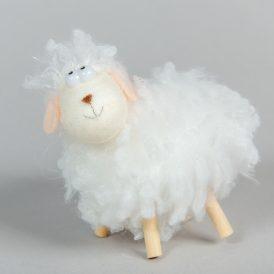 Álló bárány,bundás