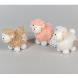 Bundás bárány álló M8cm