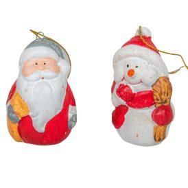 Akasztós karácsonyi figura ker. M7cm