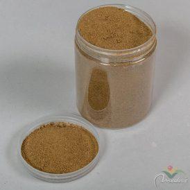 Dekor homok mikro ARANY  0,6-0,8 tégelyben 900gr