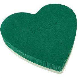 Tűzőhab szív Victoria 29cm