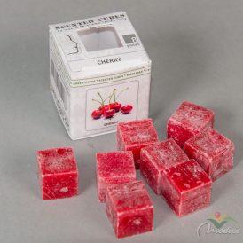 Viasz kocka illatos 1,5x1,5x1,5cm  8db-os