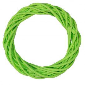 Vessző alap zöld  D15cm
