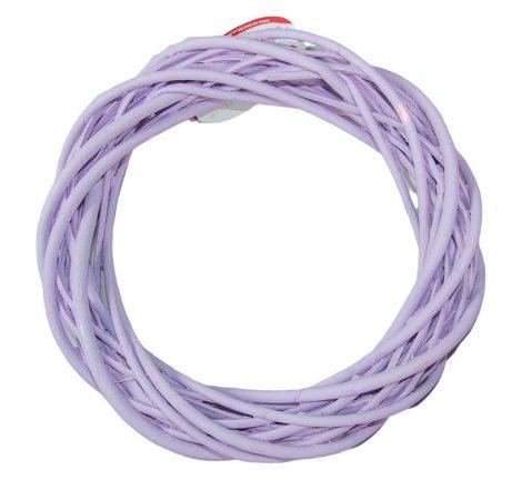 Vessző alap lila D25cm