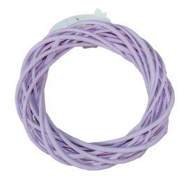 Vessző alap lila D20cm