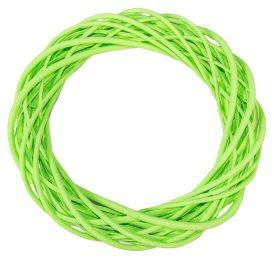 Vessző alap zöld D30cm