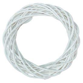 Vessző alap  fehér D30cm