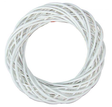 Vessző alap fehér 35 cm