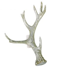 Agancs ezüst 22cm