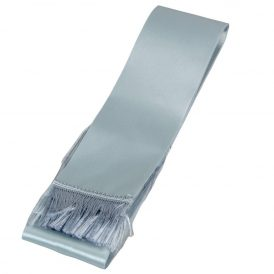 Koszorú szalag 7x200cm ezüst-ezüst 2db/csom (db ár)