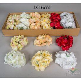 Hortenzia virágfej 24db/karton Egész/fél kartonra rendelhető!