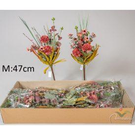 Őszi vadvirág csokor M47cm 12db/#