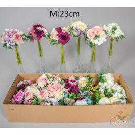 Rózsa, hortenzai köteg 7v. 24db/karton Egész/fél kartonra rendelhető!