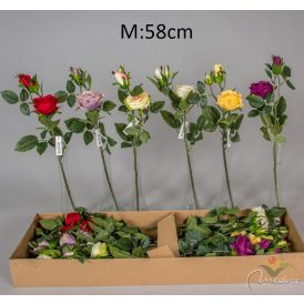 Rózsa ág 3v. 24db/karton Egész/fél kartonra rendelhető!