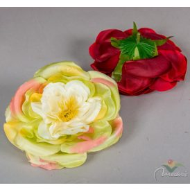 Peony virágfej 12db/szín/csom Egész csomagra rendelhető!