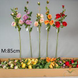 Rózsa ág 3v.+3b. M85cm 48db/#