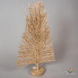 Bambusz vessző fenyő forma pezsgő M60cm