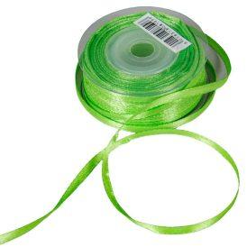 Szatén szalag Apple Green 3mmx50m