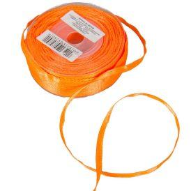 Szatén szalag Orange 3mmx50m