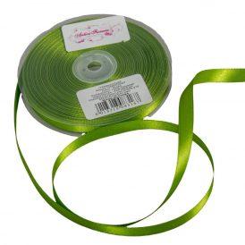 Szatén szalag Green 10mmx50m