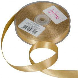 Szatén szalag Gold 16mmx50m