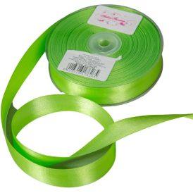 Szatén szalag Apple Green 25mmx50m