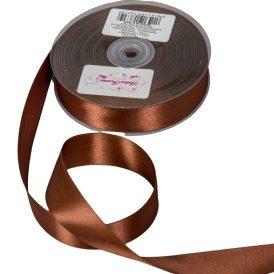 Szatén szalag Chocolate 25mmx50m