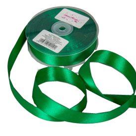 Szatén szalag Dark Green 25mmx50m