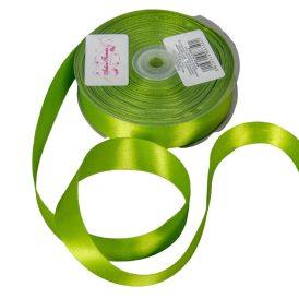 Szatén szalag Green 25mmx50m