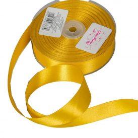 Szatén szalag Gold 25mmx50m