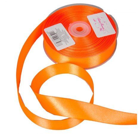 Szatén szalag Orange 25mmx50m