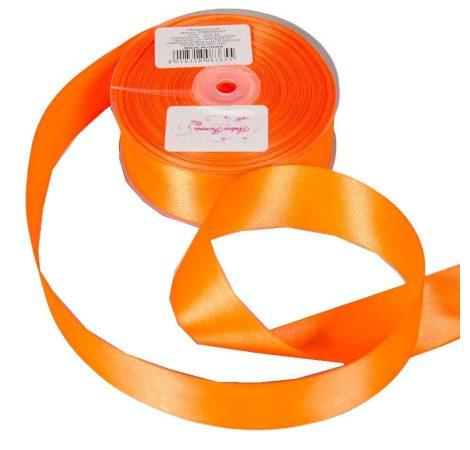 Szatén szalag Orange 38mmx50m