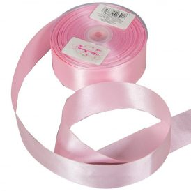 Szatén szalag Pink 38mmx50m