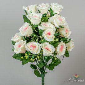 Rózsa csokor 24v. M48cm 6db/#