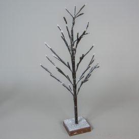 51 LED-es fa meleg fehér elemes (elem nékül) 60cm