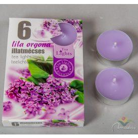Illatmécses lila orgona 6db-os