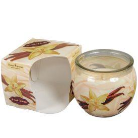 Poharas illatmécses vanilia 6x7cm