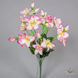Orhidea csokor 9ágú M38cm 12db/#