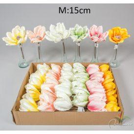 Polifoam magnólia virágfej 36db/karton Egész/fél kartonra rendelhető!