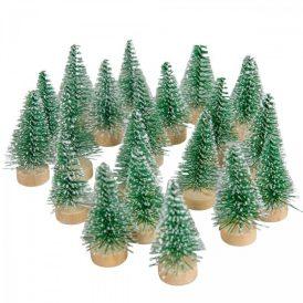 Fenyőfa zöld 4cm 20db-os