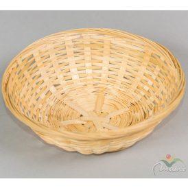 Bambusz tál kerek 20cm