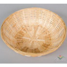 Bambusz tál kerek 29cm