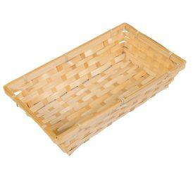 Bambusz tál 30x18cm