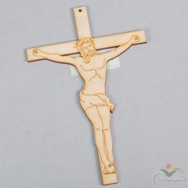 Natúr fa Jézus kereszten 15 cm