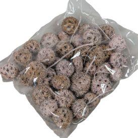 Ámbrafa termés kínai falfestékes rózsaszín 14dkg/csom